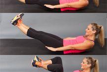 Workouts / by Stephanie Sherban
