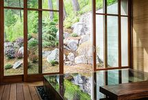 Modern Design / Modern hot tub and outdoor pool designs we love!