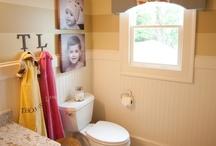 Kids Bath / by Abby Locke
