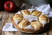 Torte e Dolci di Mele e Frutta
