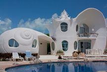 Etranges maisons ! / Des maisons extraordinaires
