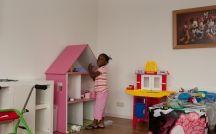 Ronald McDonald Huis Groningen / Dankzij Ronald McDonald Huis Groningen heeft een ziek kind zijn ouders altijd dichtbij.