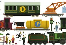 Google Doodles!