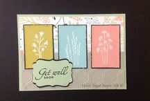 Get Well / Thinking of You Cards / by Cathy Bonacorsi