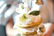 Fondant Wedding cakes / Wedding cakes that will make you gush -this board has wedding cakes of the sugared, fondant variety.
