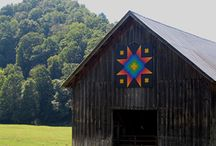Barn Quilts / by Vicki Haberman