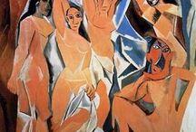Protocubismo Picasso y Braque