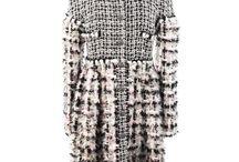 Chanel boucle coat
