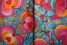 Kleuren/ontspaning