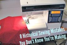 Sewing hints / Whatever your level of sewing skills, these are handy bits of info to know