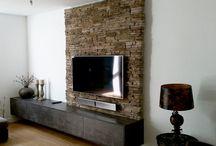 Goudvink tv-meubel
