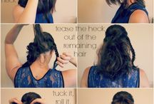 Hair Styles - Wedding