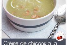 A la soupe ! / Des idées de soupes, potages, bouillons,...