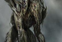 Ideas 4 Mythical Creatures