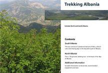 Trekking in Albania / Trekking in Albania