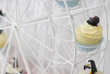 Mary Poppins themed baby shower