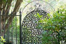 bramy, furtki, ogrodzenia