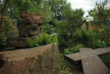Natursten og rustik design