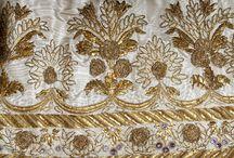 regency court dress