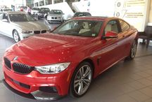 435i xDrive coupe - 2015 / Melbourne Red 435i Coupe