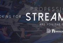 Join the Tt eSPORTS Streamer Program / http://www.ttesports.com/teamAffiliateProgram.aspx