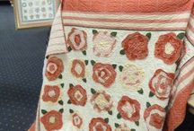 French roses quilt
