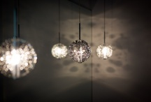 Jewlery for the Home / Lighting should not just serve the purpose of brightening the area. Lighting is something that should be discussed and amazed by.
