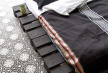 Apartment bed idea