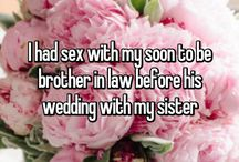 Wedding Whisper Confession