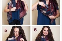 Scarf ideas/