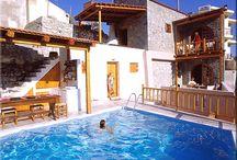 Elounda Dimitra and Penelope Stone Homes, hotels Elounda, Lassithi, Crete, Greece