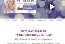 Healthy Go-Nutrition / healthy products that are easy and convenient: gluten-free, anti-inflammatory, low-glycemic, packed with nutrition and DELICIOUS!