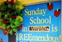 Sunday School! / by Heather Hale
