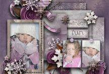 Karen's scrapbook ideas / by Nancy Hunt