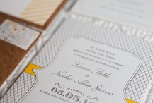 Wedding Stationary & Fonts