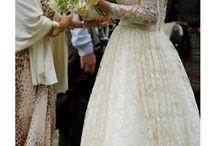 robe de mariée année 50