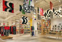 Retail/Exhibitions/Bars