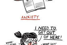 Dealing with my anxiety / by Esther Broussard