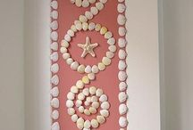 mosaiques coquillages
