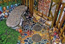 mosaic for garden