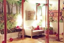 Inspiration - wild one jungle party