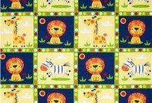 Go Safari Fabric