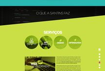 Web Design Trends / Some trending web design