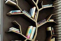 本棚の並べ方