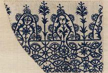 κέντημα βυζαντινής δαντέλας