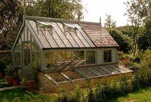 Sheds/Green House