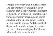 Romantically tragic