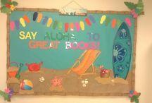 School decorations / by Tawnie Hinish