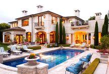 Дома и дворики