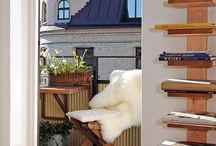 Идеи: оформление балкона